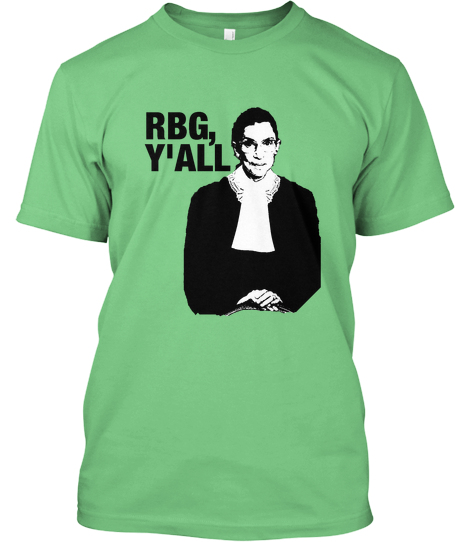 rbg tshirt
